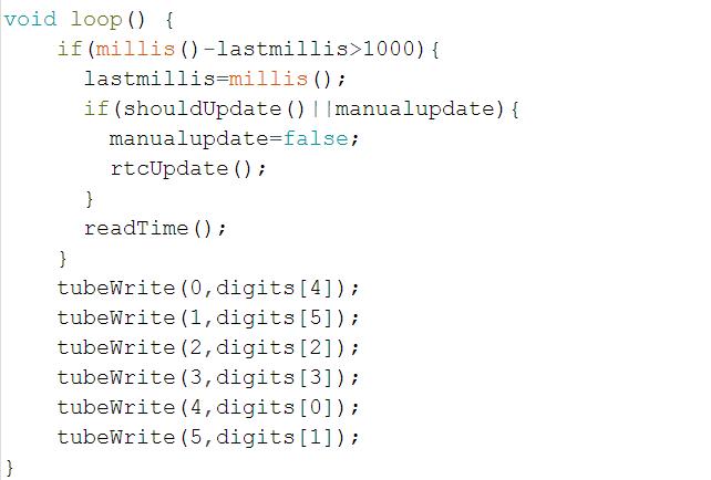 Parte 3bis: il codice